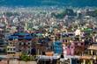 Landscape of Kathmandu city in front of Himalayas - 166962581