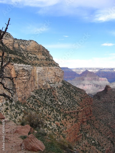 Foto op Canvas Cappuccino grand canyon