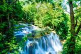 waterfall kanchanaburi thailand