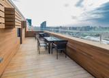 Terrace cafe on top floor - 167032556