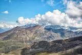 Gornergrat Zermatt, Szwajcaria, Alpy Szwajcarskie