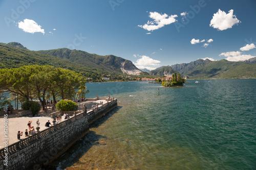 Isola Bella (Lago Maggiore), verschiedene Ansichten