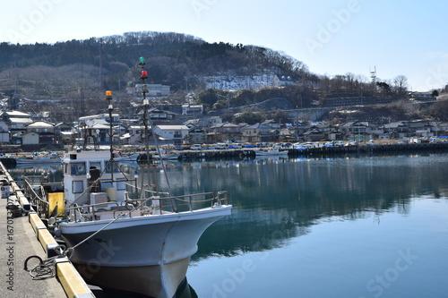 漁船 Плакат