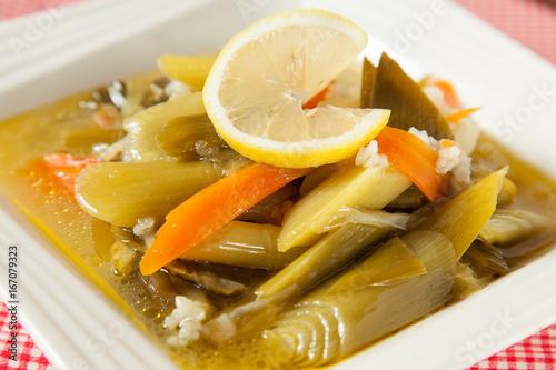 Leek meal - 167079323