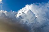 Cumulusnimbus in the sky
