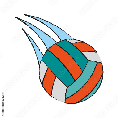 volleyball ball icon image