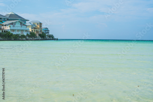 Foto op Plexiglas Tropical strand Beautiful Abaco Island, Bahamas