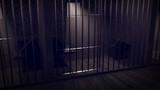 Prison cell interior - 167188568