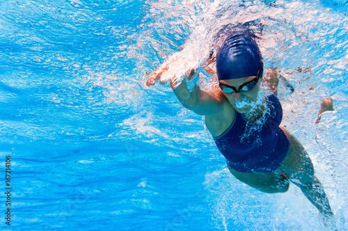 Swimmer - 167214106
