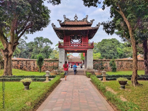 Foto op Canvas Peking vietnam