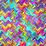 colorful   halftone abstract background