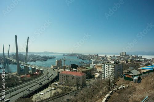 Russia Vladivostok Golden Horn
