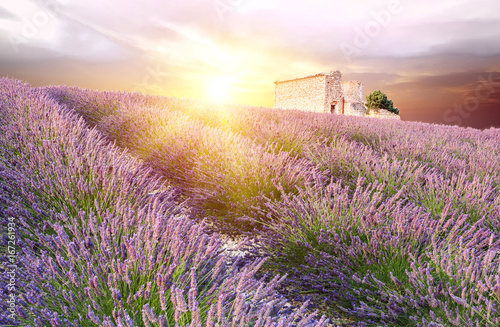 Sunset in Provence © Fyle