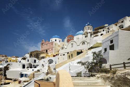 Oia Santorini sprit in Greece