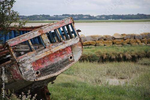 ancien bateau
