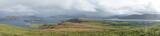 Panoramic view of the coast of Atlantic Ocean, Wild Atlantic Way, Ireland