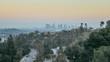 Downtown LA from Los Feliz