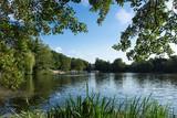 Jezioro Halensee, Berlin, Niemcy