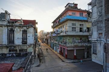 in den Straßen von Havanna auf Kuba, Karibik