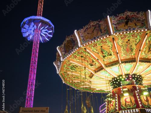 Foto op Aluminium Amusementspark Cranger Kirmes