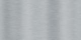 Aluminum Brushed Metal Seamless Background Textures - 167357562