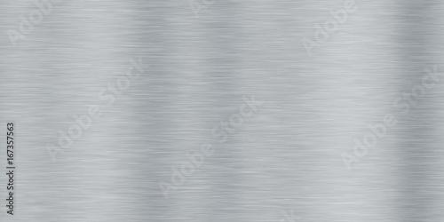 Aluminum Brushed Metal Seamless Background Textures
