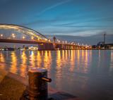Brienenoordbrug, Rotterdam, Netherlands