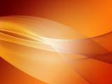 Abstract soft orange graphics background for design