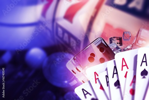 Blackjack Craps and Slots