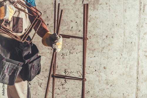 Steel Reinforcement Worker