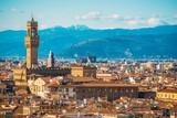 Toscany Miasto Florencji
