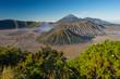 Quadro Beautiful landscape of Bromo volcano mountain in East Java, Indonesia