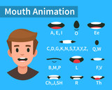 mouth animation - 167459912