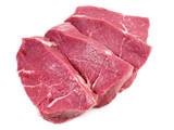 Rohe Rinderhüfte - Steaks - 167465188
