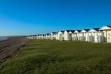 Beach Huts Sussex UK