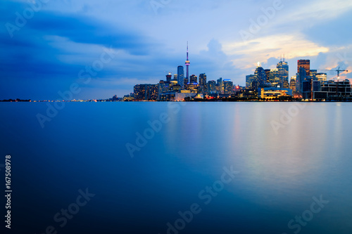 In de dag Toronto Blue Toronto, Calm City