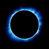 Solar eclipse background - 167538167