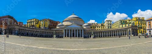 Napoli - Basilica Reale Pontificia San Francesco da Paola