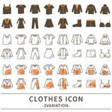 ファッション アイコン セット - 167597760