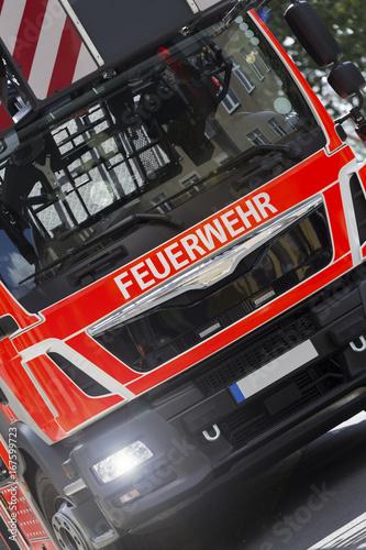 niemiecki strażacki