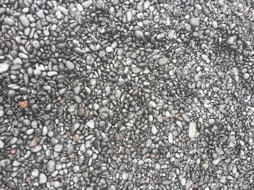 Black Pebbles