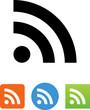 RSS Icon - Illustration