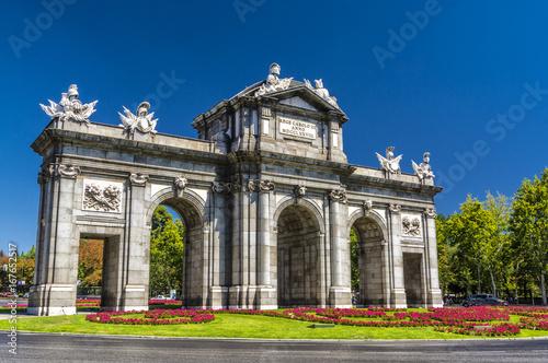 Madrid,puerta de Alcalá