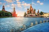 Вечерний свет на Красной Площади Evening light on Red Square - 167671177
