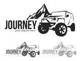 Print logo adventure