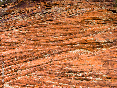 Cross-bedded sandstone, Sedona Arizona