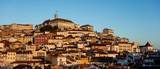 Portugalia - Zachód słońca w Coimbrze