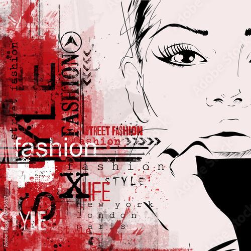 dekoracyjna-moda-w-stylu-malarskim