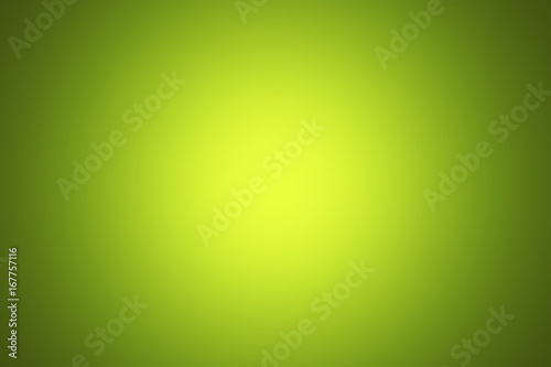 Leinwandbild Motiv  Green abstract background, gradient