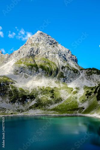 Foto op Plexiglas Bergen Drachenkopf